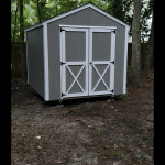 storage shed in milledgeville ga