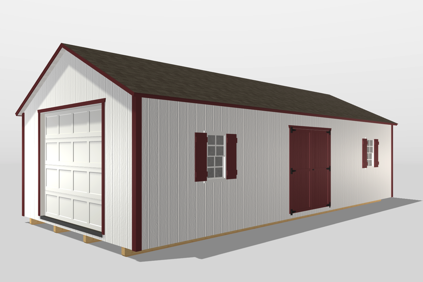 garage shed for sale perry ga