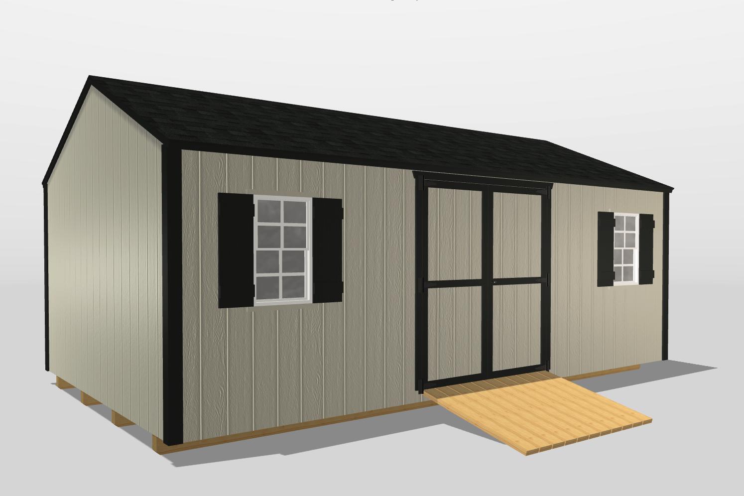 12x20 shed for storage vidalia ga