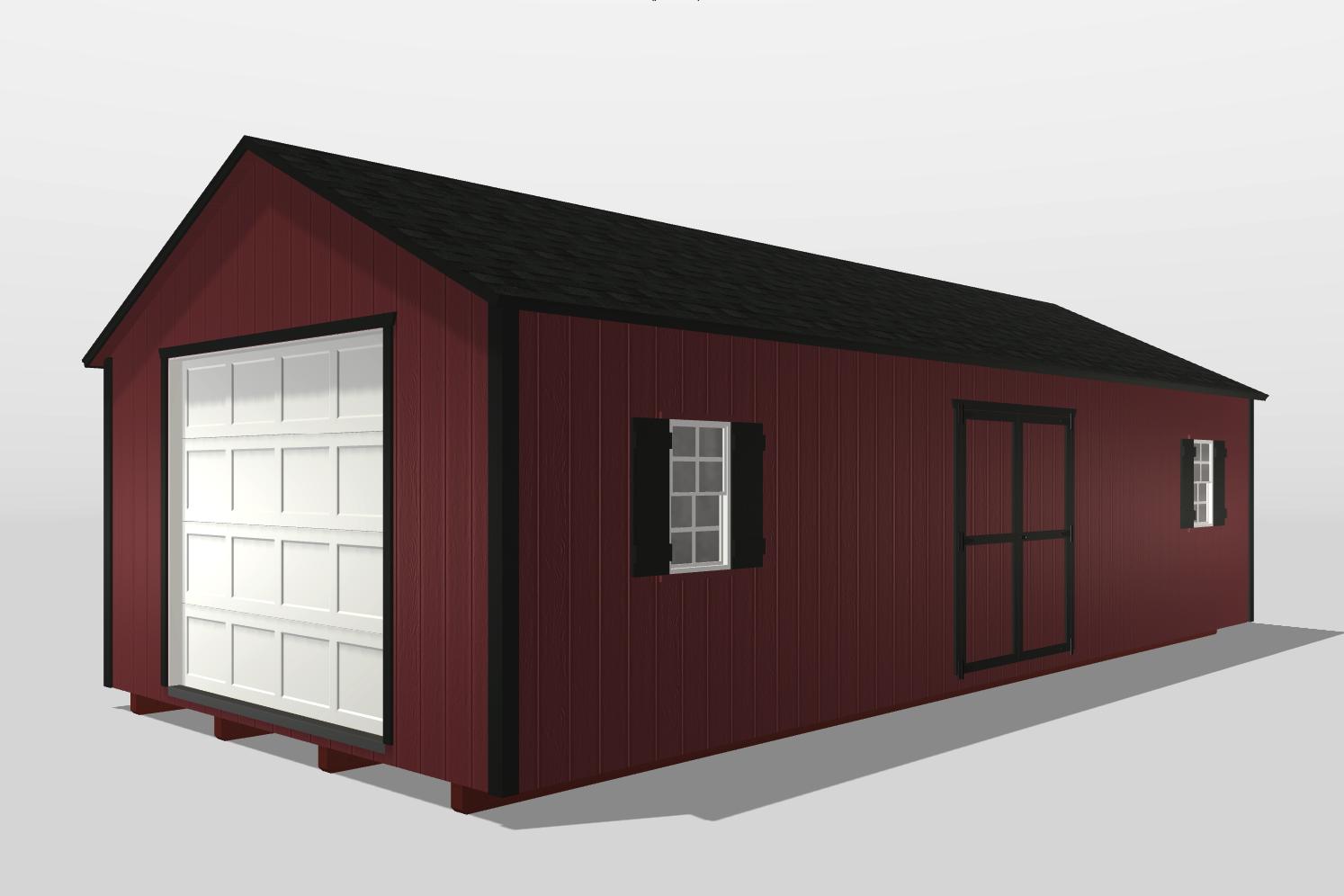 14x32 garage shed for sale vidalia ga