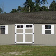 warner robins ga custom storage shed lofted barn max 001