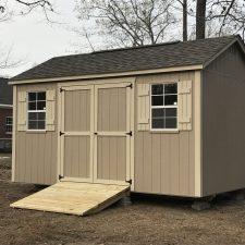 warner robins ga portable wood buildings garden max 006