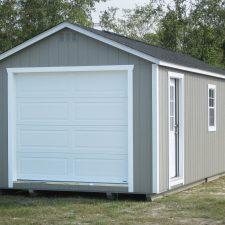 augusta ga portable wood buildings garage 3