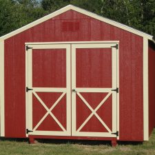 augusta ga portable wood building utility shed 008