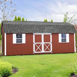 portable storage buildings lofted barn max eastman ga
