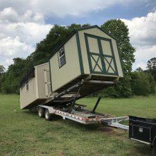 storage shed delivery statesboro ga