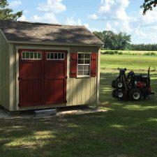 storage shed delivery Hawkinsville GA