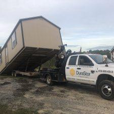 storage shed delivery waynesboro ga