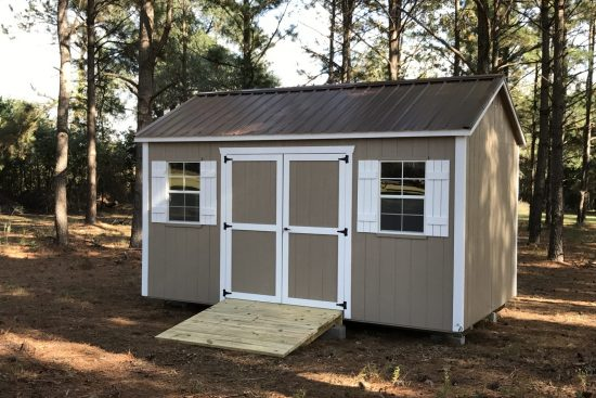 engineered wood shed wall material