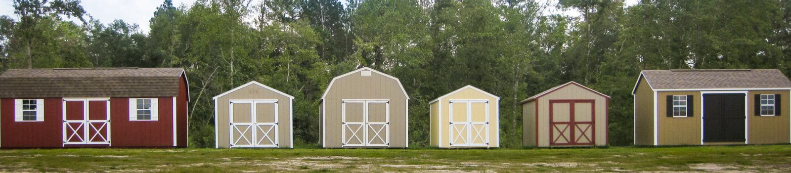 Rent to own sheds in Georgia