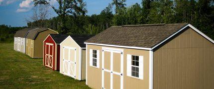 backyard sheds for sale in georgia