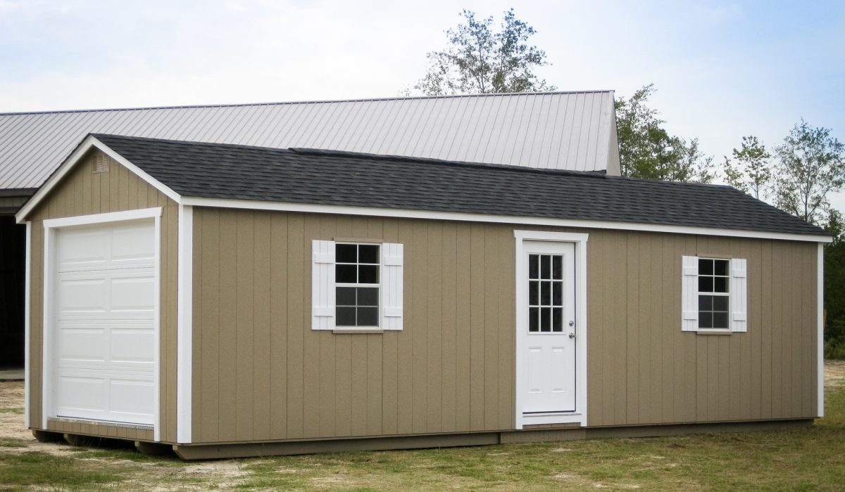 A car shed for sale in Georgia