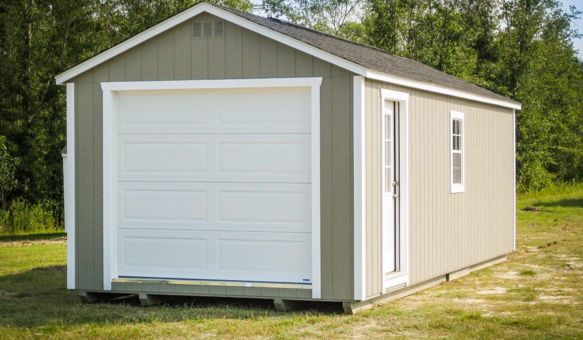 A car shed in Georgia