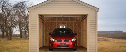 Car shed