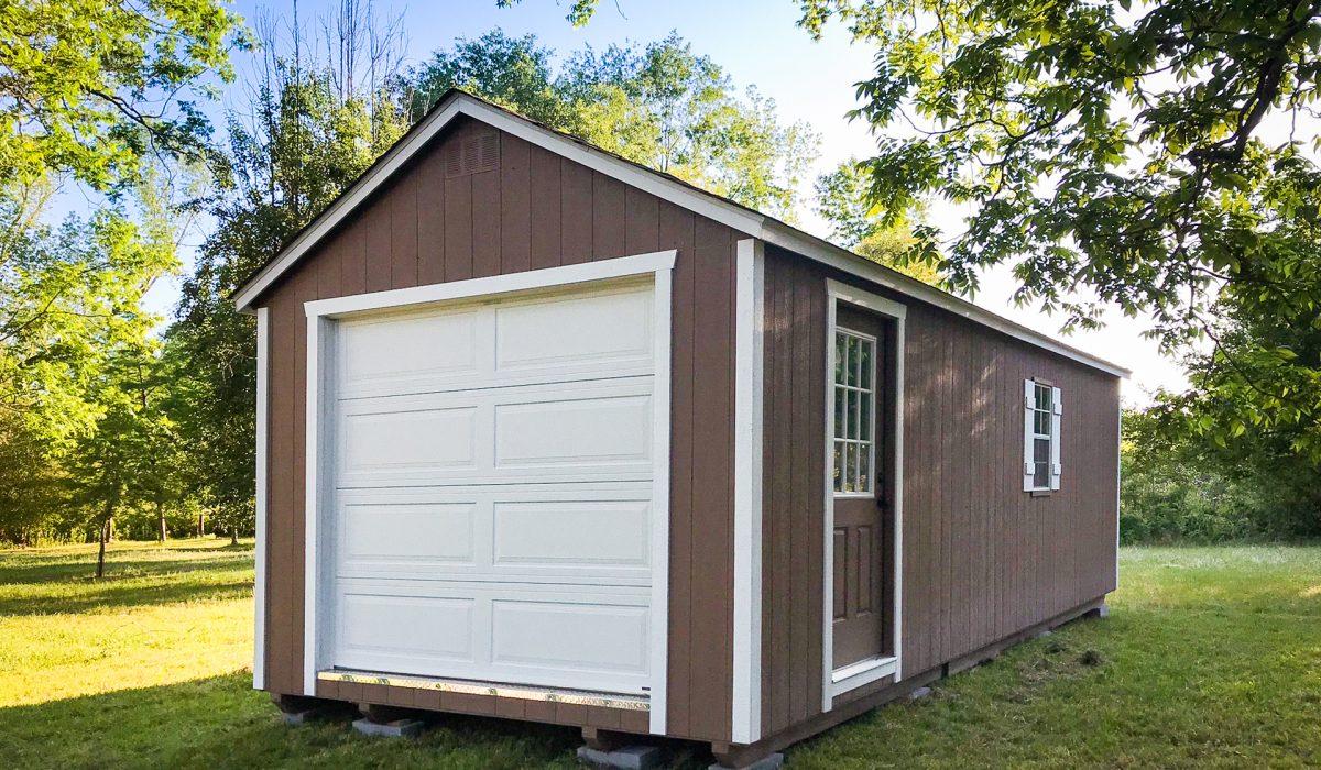 A car shed in GA