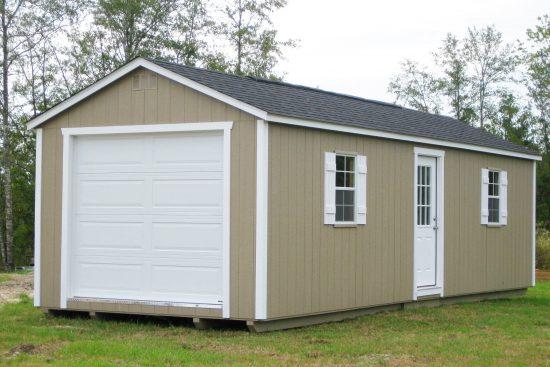 garage sheds georgia