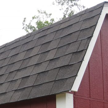 wooden utility barn 30 year shingles hephzibah ga