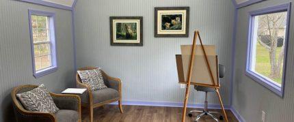 art shed in hawkinsville georgia