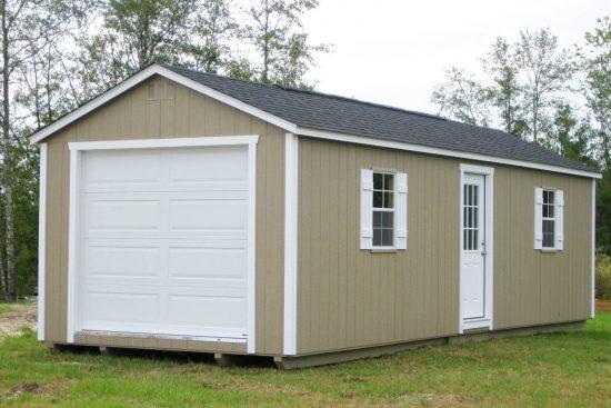 garage yard barns for sale in ga