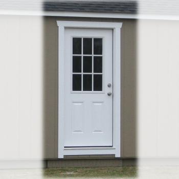 yard barn doors