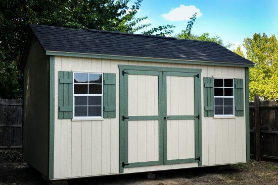 custom storage sheds in georgia 6