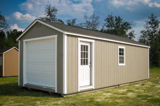 custom garage storage sheds in swainsboro georgia 3