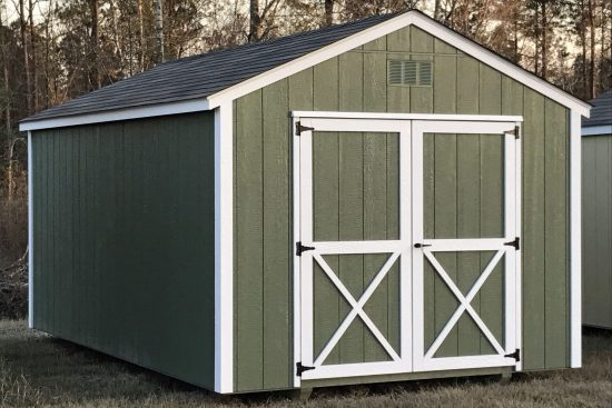 utility shed in swainsboro ga017