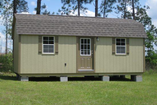 custom storage shed lofted barn max 006