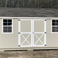 portable wood building utility shed 001 hephzibah ga