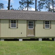 custom storage shed lofted barn max hazlehurst ga